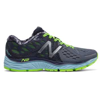 New Balance New Balance 1260v6, Gunmetal with Ozone Blue