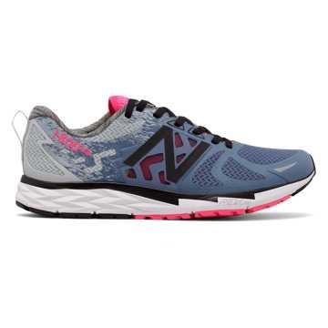 New Balance 1500女子竞速跑鞋 轻量速度, 灰色