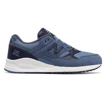 New Balance 530系列复古鞋, 钴蓝色
