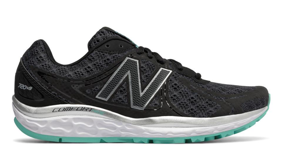 NB New Balance 720v3, Black with Aquarius