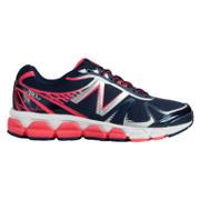 NB New Balance 780v5, Dark Blue with Pink