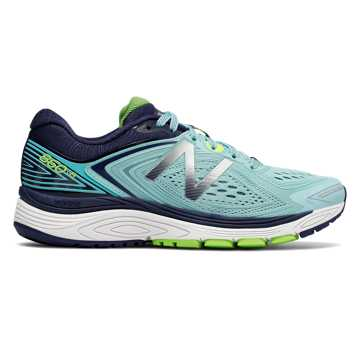 New Balance 860v8, Sea Spray with Pigment & Energy Lime