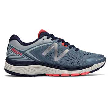 Womens New Balance Light Grey Performance Shoes Running