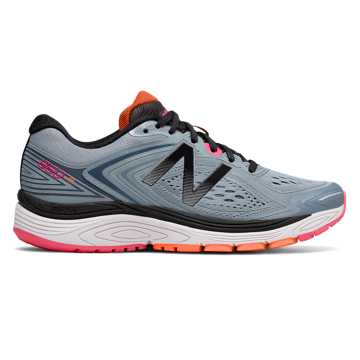 New Balance 860v8, Reflection with Alpha Pink & Black