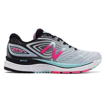 New Balance New Balance 880v7, Light Porcelain Blue with Black & Alpha Pink