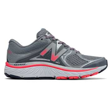 New Balance 940v3, Silver with Guava & Grey