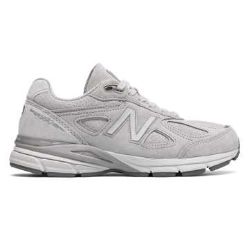 New Balance Womens 990v4 Made in US, Arctic Fox