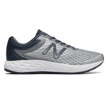 New Balance Fresh Foam女子跑步鞋 舒适透气 避震稳定, 灰色