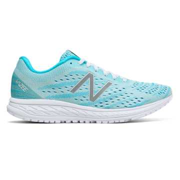 New Balance Vazee Breathe v2, Aqua with White