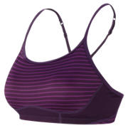 NB The Print Tenderly Obsessive Bra, Asteroide con Morado Imperial