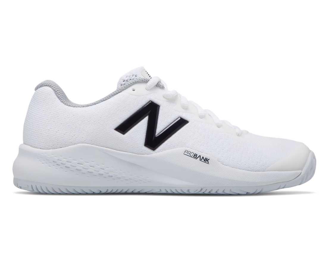 New Balance 996v3, White with Black