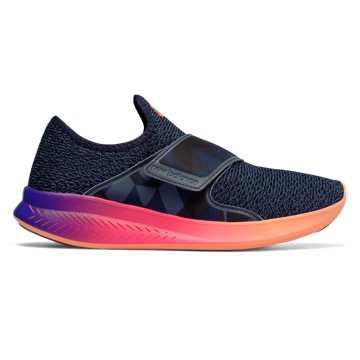 New Balance FuelCore Coast 女子跑步鞋 轻量舒适 时尚百搭, 藏青色