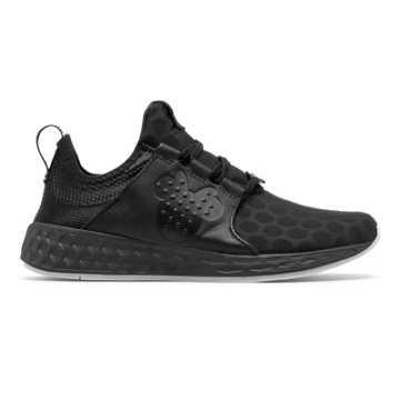 New Balance 迪士尼合作款 Fresh Foam Cruz 跑步鞋 女款 轻量缓震 时尚外观, 黑色