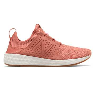 New Balance Fresh Foam Cruz, Copper Rose with Sea Salt & Gum