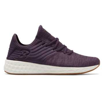 New Balance Fresh Foam Cruz Decon, Elderberry with Sea Salt