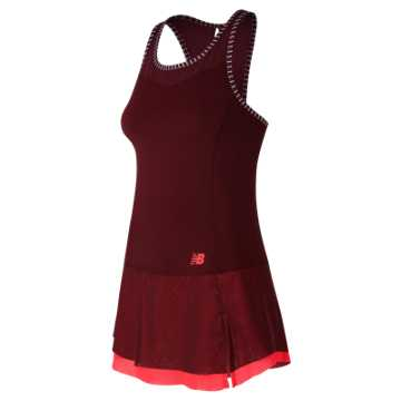 New Balance Tournament Dress, Cabernet