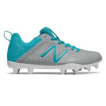 New Balance NB Draw, Light Grey with Turquoise