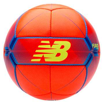 New Balance Furon Damage High-visibility Ball, Flame with Hi-Lite & Bolt