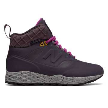 New Balance Fresh Foam 710 Boot, Elderberry with Strata