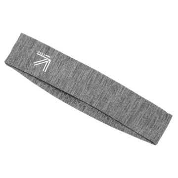 New Balance J.Crew Knit Headband, Heather Grey