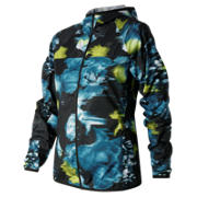 NB Urban Floral Windcheater Jacket, Galaxy with Firefly & Castaway