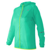 NB Lite Packable Jacket, Vivid Jade