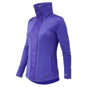 New Balance Novelty Heat Jacket, Spectral