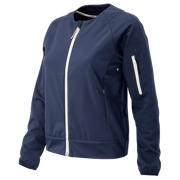 NB J.Crew Softshell Jacket, Navy