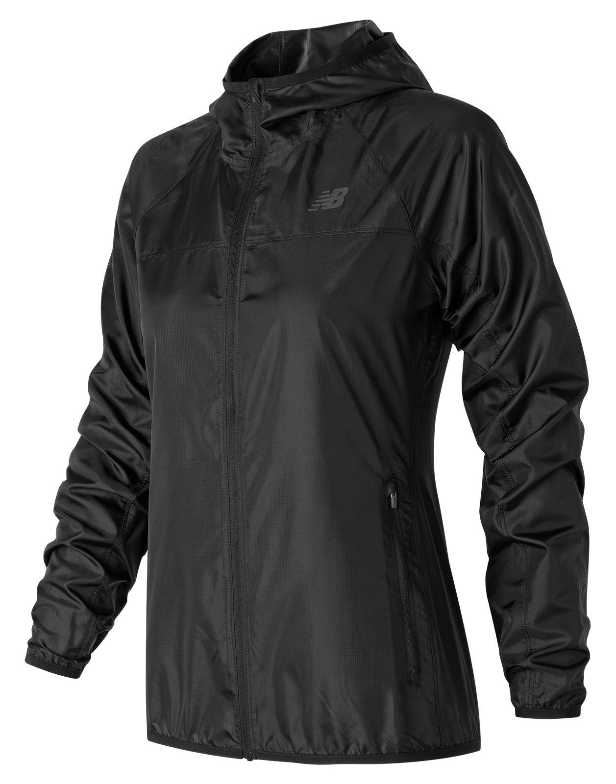 NB Windcheater Jacket, Black