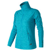 NB In Transit Jacket, Deep Ozone Blue Heather