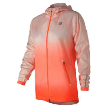 New Balance Hybrid Jacket, Sunrise