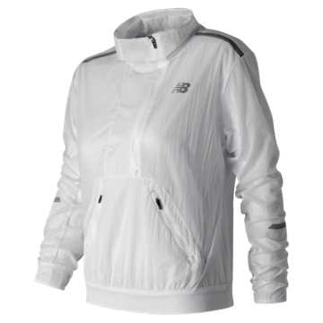 New Balance Sprint Anorak, White
