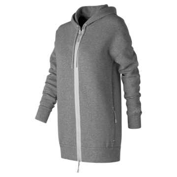 New Balance Sport Style Fleece Hoodie, Athletic Grey