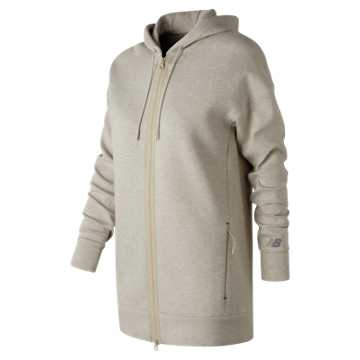 New Balance Sport Style Fleece Hoodie, Moonbeam