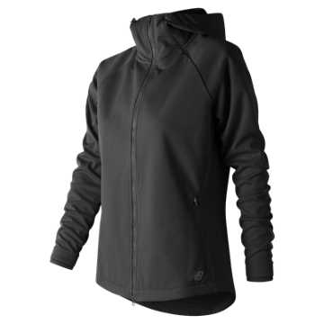 New Balance Winter Protect Jacket, Black