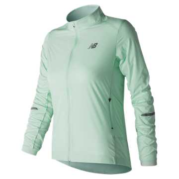 New Balance Speed Run Jacket, Water Vapor