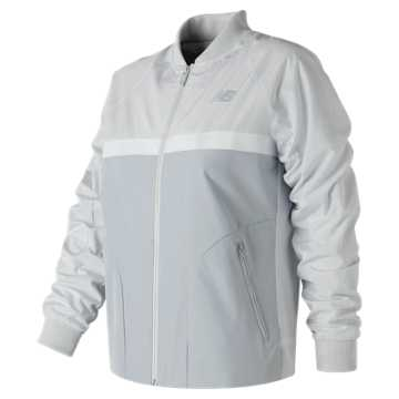 New Balance NB Athletics 78 Jacket, Arctic Fox