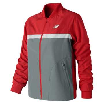 New Balance NB Athletics 78 Jacket, Cerise