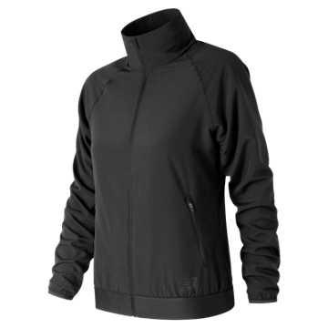New Balance Accelerate Jacket, Black