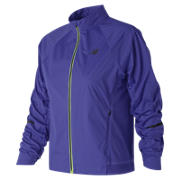 NB Vented Precision Jacket, Blue Iris