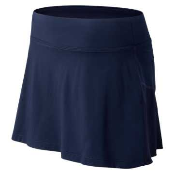 New Balance J.Crew Tennis Skirt, Navy