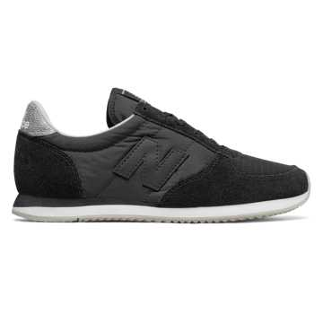 New Balance 220, Black with Nimbus Cloud
