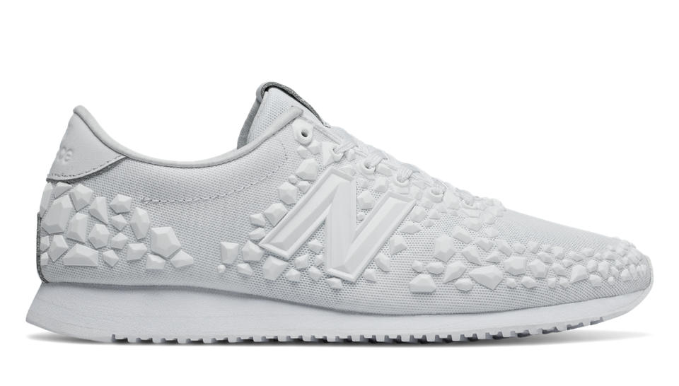New Balance White Damen