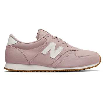 New Balance 420 70s Running, Faded Rose with Sea Salt