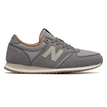 New Balance 420 NB Grey, Grey with Powder