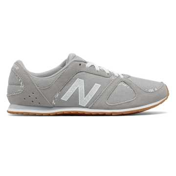 New Balance 555 Graphic New Balance, Silver Mink