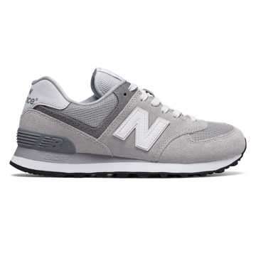 New Balance 574 Core Plus, Overcast with Grey