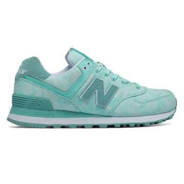 New Balance 574系列复古鞋, 天空蓝