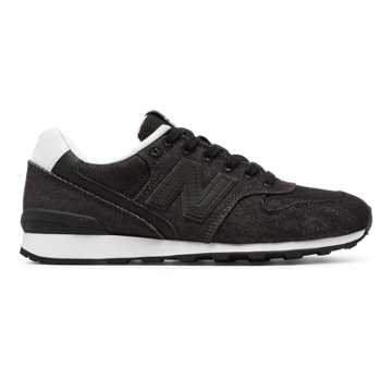 New Balance 696 Cotton Denim, Black