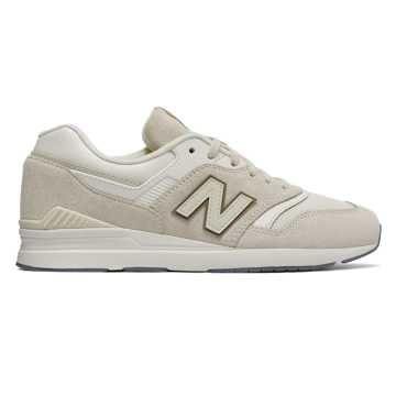 New Balance Leather 697, Moonbeam